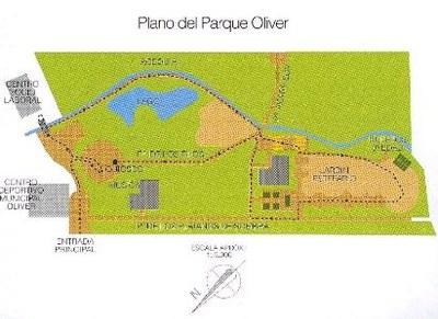 Localización del Parque